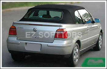 Convertible Top With Heated Defroster Gl Window