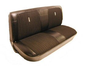 Amazing 1967 Thru 1972 Ford F100 F250 Styleside Truck Bench Seat Evergreenethics Interior Chair Design Evergreenethicsorg