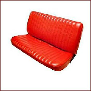 1982 Thru 1993 Chevrolet S10 Pickup Bench Seat Upholstery